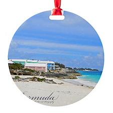 Bermuda/St Johns Beach Ornament