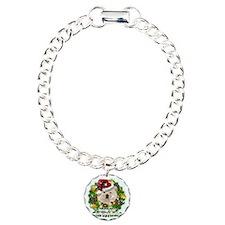 Merry Christmas Chow Cho Bracelet