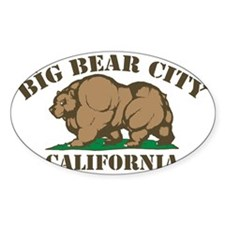 Big Bear City, California Decal