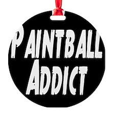 Paintball Addict Ornament