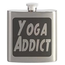 Yoga addict Flask