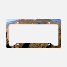 Hoover hydroelectric dam, Col License Plate Holder