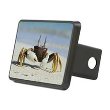 Horned ghost crab Hitch Cover