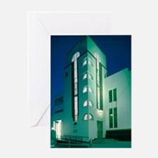 Hoover Factory Greeting Card