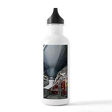Hopper storing biomass Water Bottle