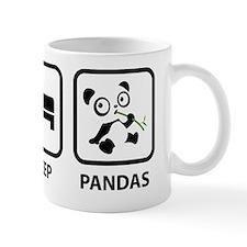EatSleepPandas Mug