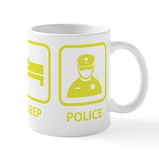 EatSleepPolice1C Mug