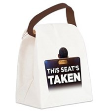 Obama 2012 Chair - This Seats Tak Canvas Lunch Bag