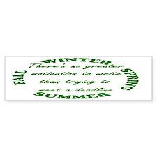 Boybrief Bumper Bumper Sticker