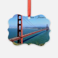 SF_10X8_GoldenGateBridge Ornament