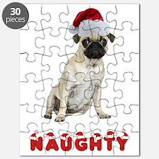 Naughty Pug Puzzle