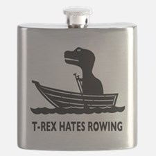 t-rex hates rowing Flask