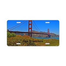 SF_4.25x5.5_NoteCard_Golden Aluminum License Plate