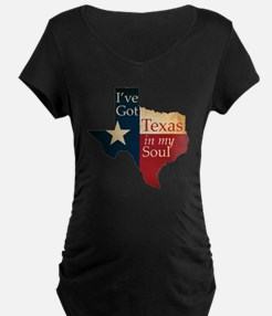 Ive Got Texas in my Soul T-Shirt