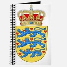 Denmark Coat Of Arms Journal