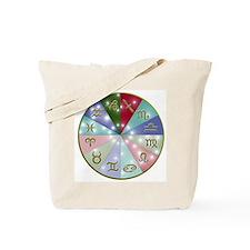 Jewel Chart - Aries Tote Bag