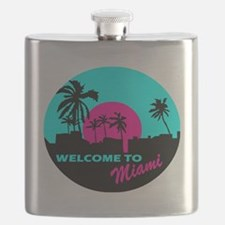 Welcome to Miami Flask