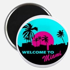 Welcome to Miami Magnet