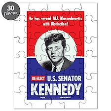 $xx.99 JFK for Senator Puzzle
