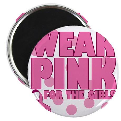 Wear Pink Magnet