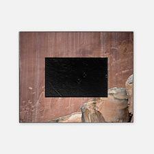 Native American Petroglyphs, Utah Picture Frame