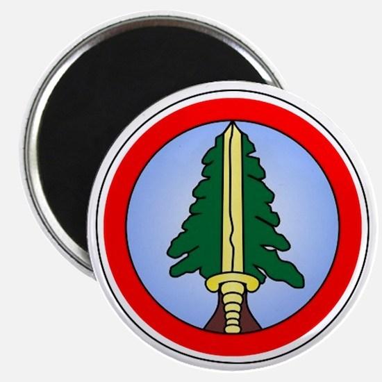 Bookhouse Boys Logo Magnet