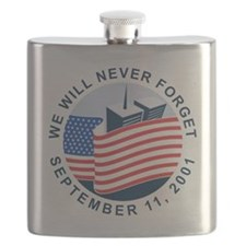 9/11 We will never forget Flask