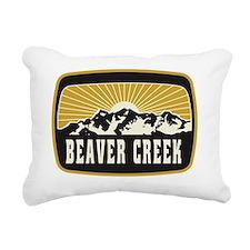 Beaver Creek Sunshine Pa Rectangular Canvas Pillow