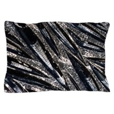 Orthoceras fossils Pillow Case