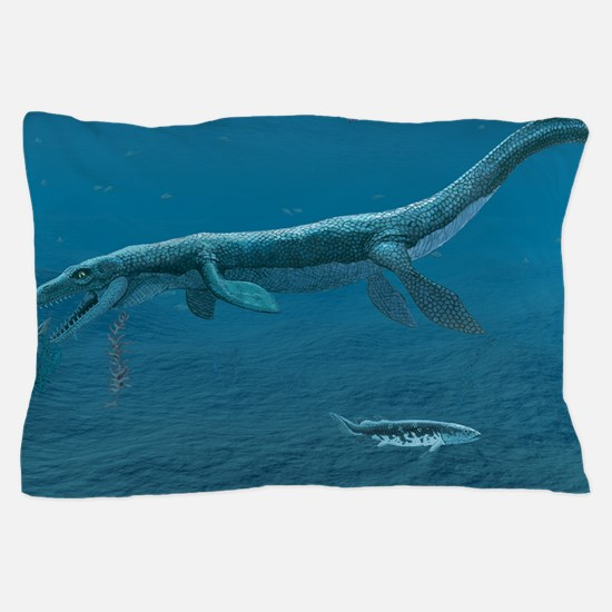 Mosasaurus Pillow Case