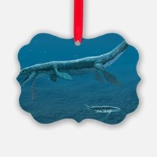 Mosasaurus Ornament