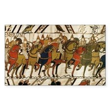 Bayeux Tapestry Decal