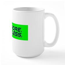 Lift More. Suck Less. Mug