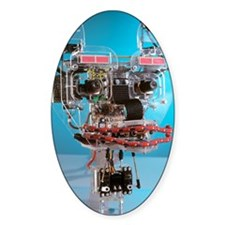 Humanoid robot Decal