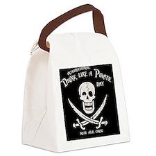 drink-pirate-TIL Canvas Lunch Bag