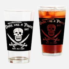 drink-pirate-TIL Drinking Glass