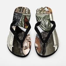 Pierre de Fermat, French mathematician Flip Flops