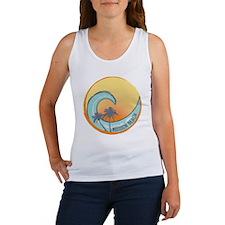 Mission Beach Sunset Crest Women's Tank Top