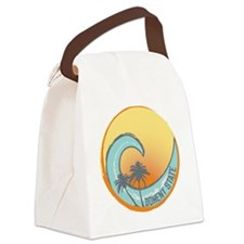 Doheny State Sunset Crest Canvas Lunch Bag