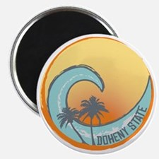 Doheny State Sunset Crest Magnet