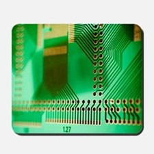 Printed circuit board Mousepad