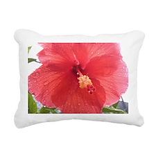 Nature Arwork, Digital P Rectangular Canvas Pillow