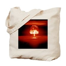 Hydrogen bomb explosion Tote Bag