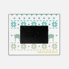 Breckenridge Blue Winter Sweater Picture Frame