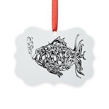 phish-graffiti-black Ornament