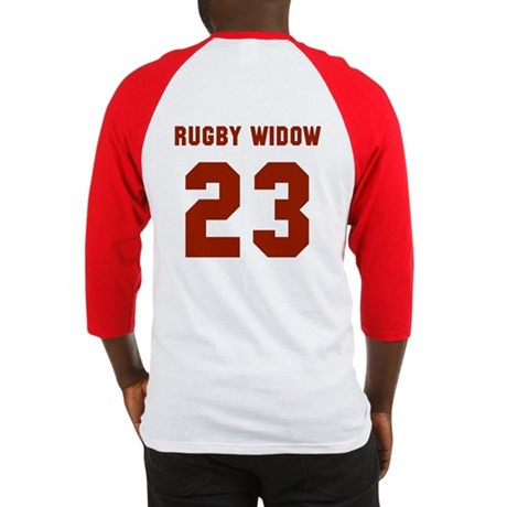 Rugby Widow 23 Jersey for all the Widows