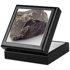 Sample of limestone Keepsake Box