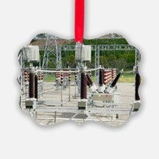 Hydroelectric power substation Ornament