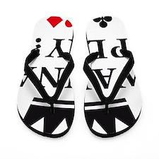 cards poker aces Flip Flops