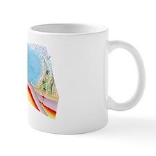 Plate tectonics Mug